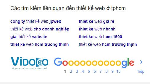 từ khóa google box